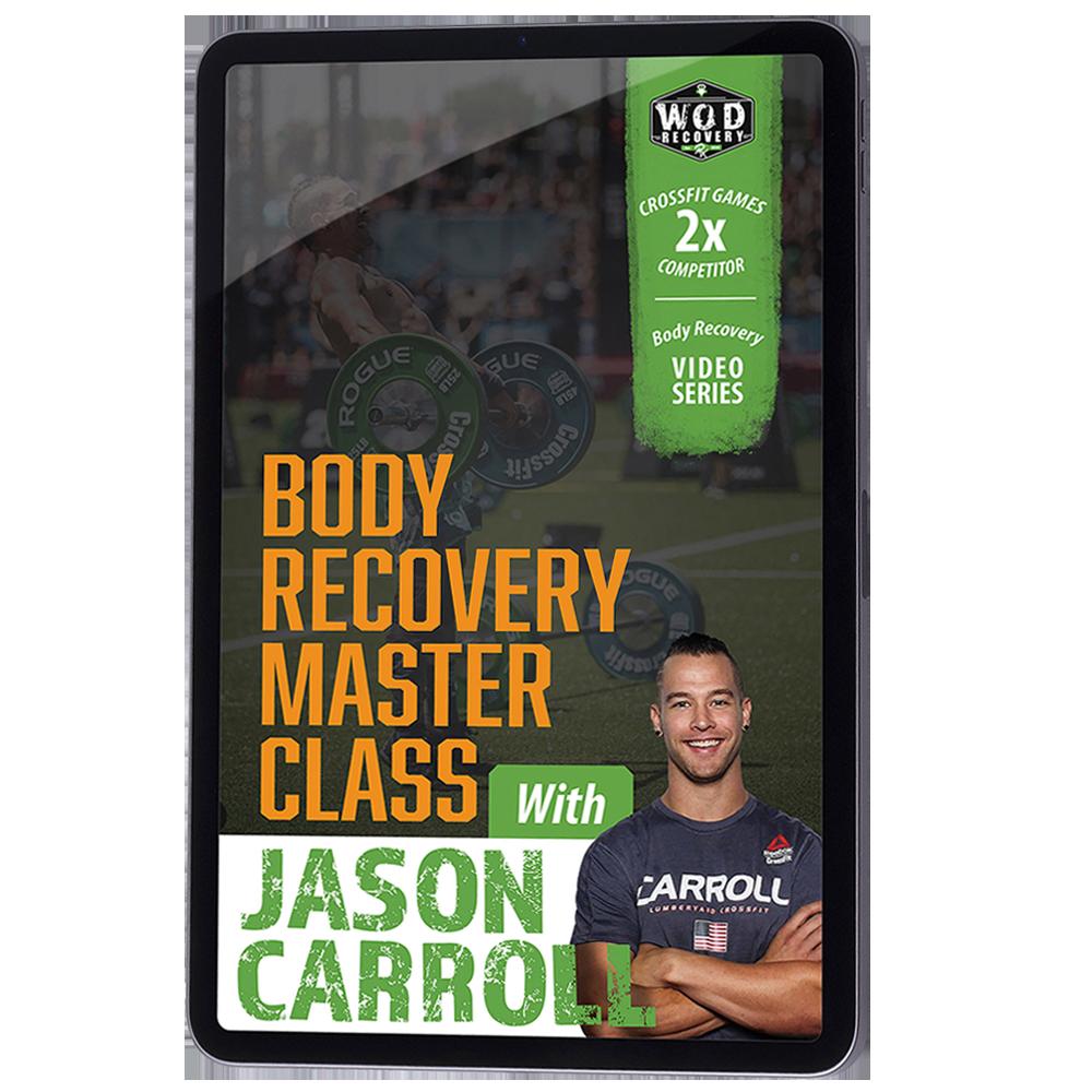 Body Recovery Masterclass